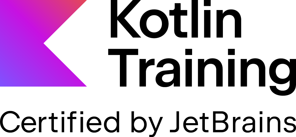 JetBrains certified Kotlin Training